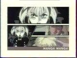 Bande Annonce de l'emission Manga Manga Septembre 1997 Canal+