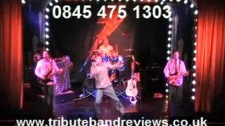 UK David Bowie Tribute Bands: Aladdinsane