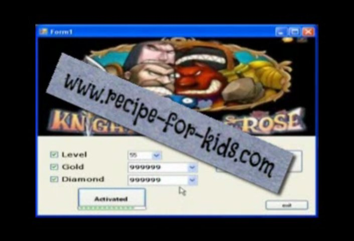 Knights of the rose  Cheat Engine Tutorials (Updated)