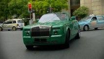 O amor dos milionários chineses pelos carros de luxo