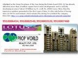 3c Lotus Boulevard 3c Lotus Boulevard Noida 9910006454 Lotus Boulevard Sector 100 Noida Ready To Move Flats Noida