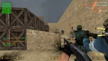 Counter Strike Source Live Commentary (Css Gameplay)