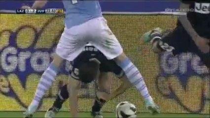 L'esordio di Luca Crecco in Serie A in Lazio-Juventus