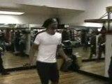 Chris Byrd Workout