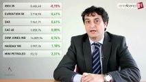 02.05.13 · El BCE baja los tipos de interés - Renta 4: Cierre bolsas y mercados