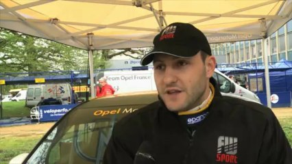 Opel ADAM Cup Charbo 2013