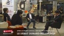 «En direct de Mediapart»: Le débat Jean-Luc Mélenchon / Pascal Durand