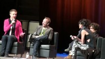 Lena Headey & Peter Dinklage: Game of Thrones Panel - Calgary Expo - April 28, 2013 - Pt. 1/4