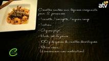 Crevettes sautées aux legumes croquants 02 05 2013