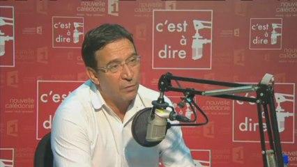Philippe Gomès, l'invité politique de C'est-à-dire, 03 mai 2013