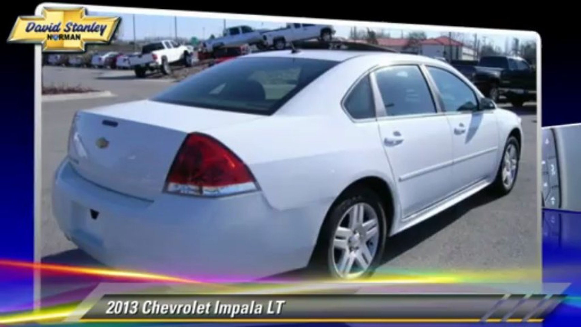 David Stanley Chevy Norman >> 2013 Chevrolet Impala Oklahoma City Ok 2013 Chevy Impala