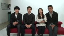 Cast Comment Video - Kim Kang Woo, Jo Yeo Jung, Jung Suk Won and Geonil - Haeundae Lovers