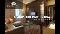 Deluxe room in Sunway Putra Hotel, Kuala Lumpur Malaysia (Hotel in Kuala Lumpur)