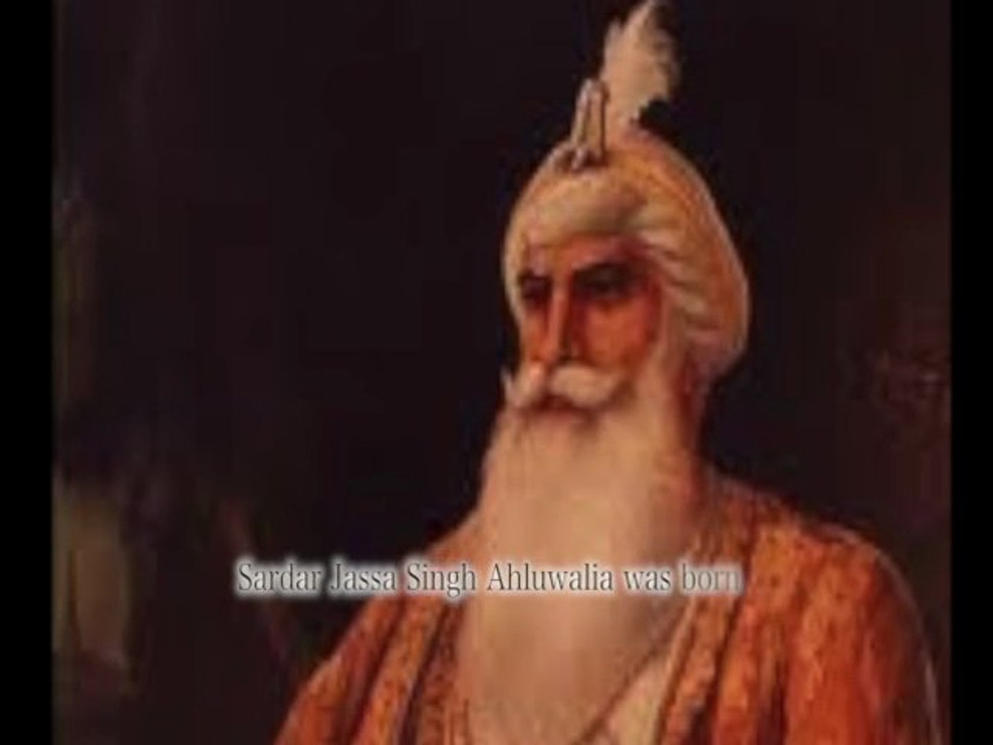 Great Event Of Sikh History - Siege Of Anandpur - Jassa Singh Ahluwalia
