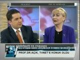 Prof. Dr. Açık, TVNET'in Konuğu Oldu-Kanal 9