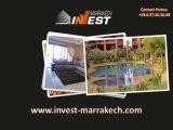 Investir a marrakech : villa a partir de 80 000€ avec invest-marrakech.com