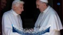 Una Iglesia, dos papas; el papa emérito Benedicto XVI vuelve al Vaticano