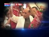 MANDATE 2013: Poll of Polls - Delhi via Bangalore (Promo 2)