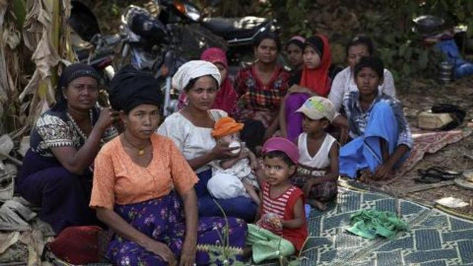 Myanmar monks campaign for religious segregation