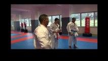 Ch. Europe Karaté 2013 - L'équipe kata masculine pour Budapest