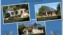Gite rural 4 personnes Calvados 14 Honfleur Pays d'auge Genn