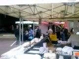 les marchés du littoral le Touquet-Paris-Plage