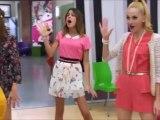 Bridgit Mendler chante son titre « Hurricane » dans un épisode de « Violetta » saison 2.