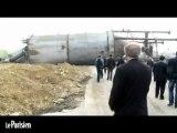La chute du silo de Sucy-en-Brie