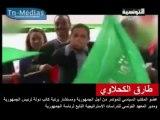 Tunisie Tarek Kahlaoui attaque tout le monde