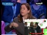 Tunisie clash Maya Jribi Hamma Hammami et Tarek Kahlaoui conseiller de Marzouki