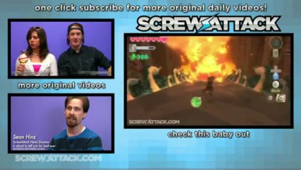 Hard News 05/03/13 - South Park's epic game, a crowdfunded successor to Eternal Darkness, and new Batgirl DLC. - Hard News Clip