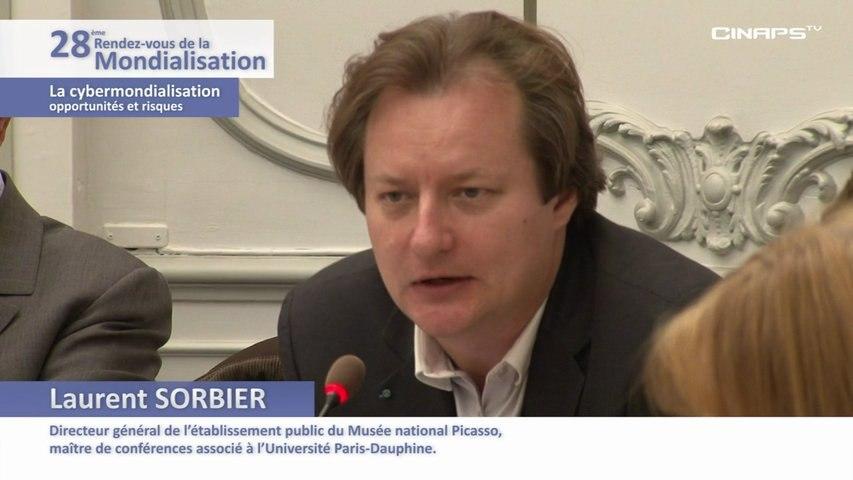 Centre d'Analyse Stratégique - La cybermondialisation - Opportunités et risques - Partie 3-4 - Laurent SORBIER
