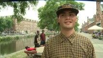 """Les meilleurs danseurs de """"house dance"""" s'affrontent à Amsterdam"""