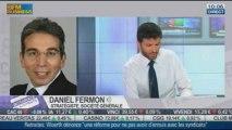 Le CAC 40 inquiète les investisseurs : Daniel Fermon dans Intégrale Placements - 28/08
