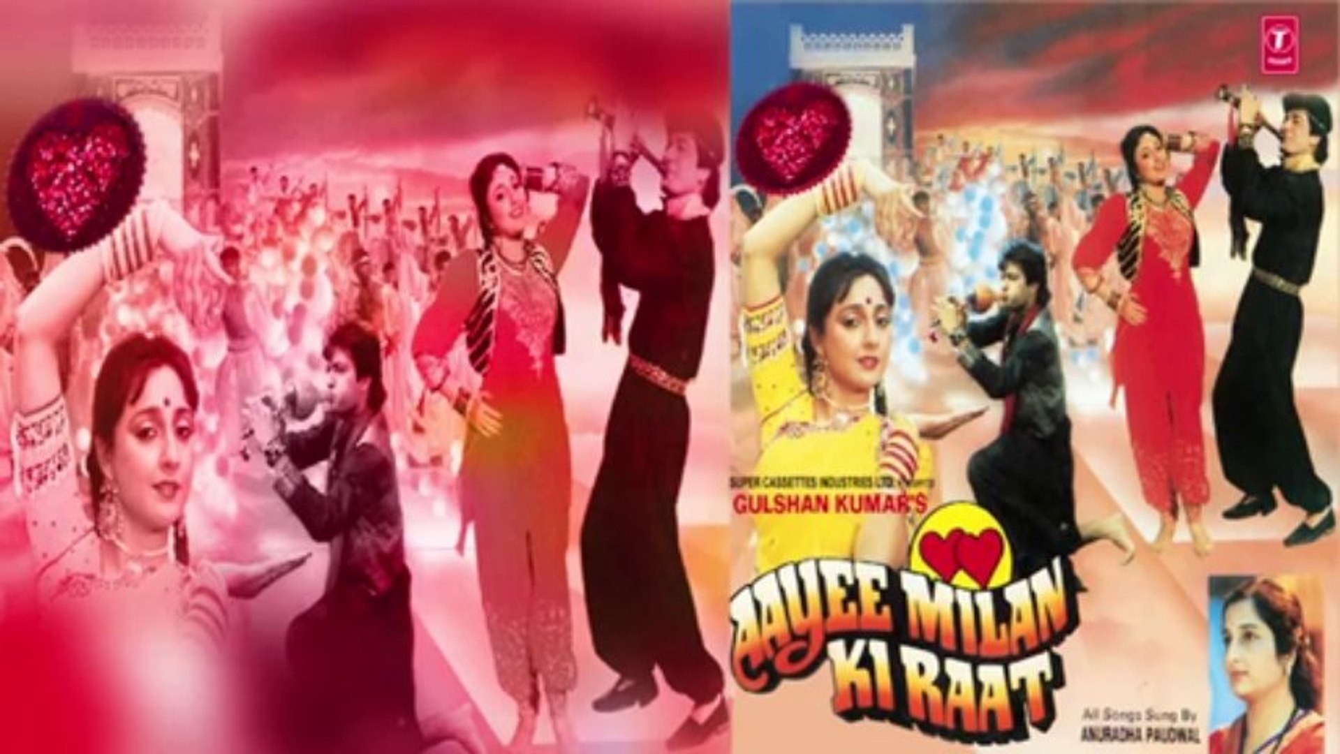 Kasam Se Kasam Se Full Song (Audio) _ Aayee Milan Ki Raat _ Avinash  Wadhawan, Shaheen