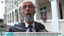 [HAUTES-PYRENEES]La rentrée des écoles catholiques (27 août 2013)