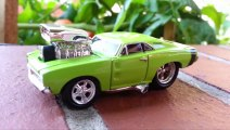CGR Garage - 1969 DODGE CHARGER Muscle Machines review