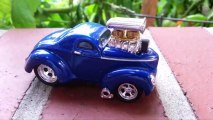 CGR Garage - 1941 WILLYS COUPE Muscle Machines review