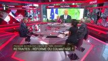 """François Bayrou sur la réforme des retraites : """"C'est une rustine de plus"""""""