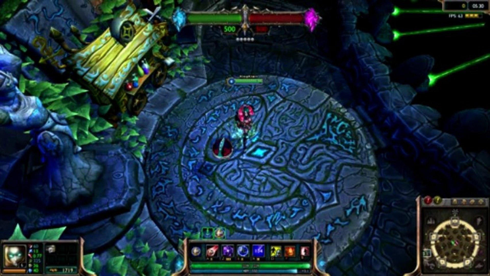 Gothic Orianna - Skin Spotlight League of Legends