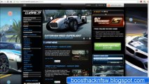 Need For Speed World Boost Hack - NFSW Boost Adder 2013