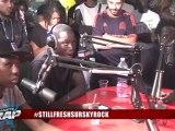 Still Fresh, Fababy, S.Pri Noir et Quincy en freestyle dans Planète Rap