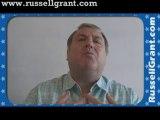Russell Grant Video Horoscope Leo August Thursday 29th 2013 www.russellgrant.com