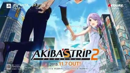 Akiba's Trip 2 - PV 01 de