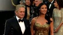 Michael Douglas y Catherine Zeta-Jones se separan