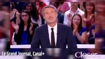 Zapping  : Antoine De Caunes fait un lancement osé au Grand Journal