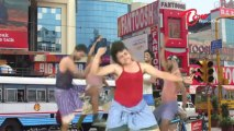 Italy Dance | Chennai Express Lungi Dance Spoof
