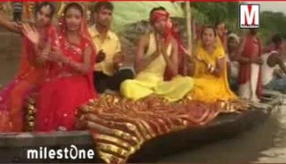 Ganga Maiya Badi Dukhiyari   Milestone Music   Ganga Bhajan   Bhojpuri
