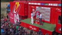 Resumen de la 5ª etapa de La Vuelta a España 2013