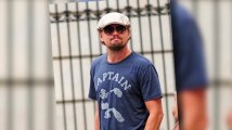 Captain Leonardo DiCaprio Shows Off His Eye-Popping Muscles